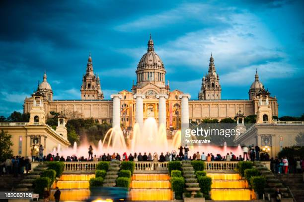 Montjuic a Barcellona