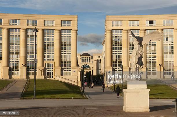 Montpellier, Antigone complex
