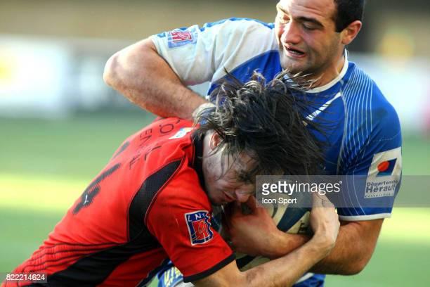 HANCKE / JAGR Montpellier / Toulon 13eme journee du Top 14