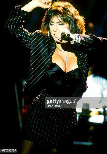Montreux Pop Festival Switzerland 1988 Sabrina Salerno