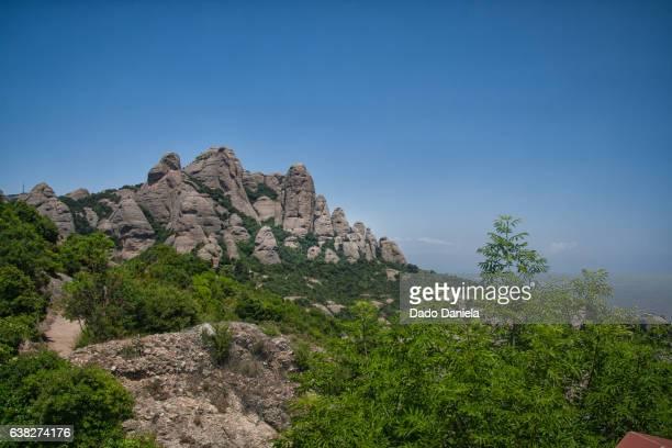 Montserrat Mountain Tops