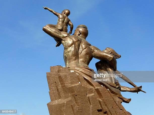 Monument de la Renaissance africaine / Abdoulaye Wade Dakar Senegal