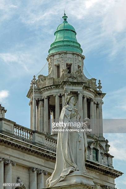 Monument to Queen Victoria, Belfast