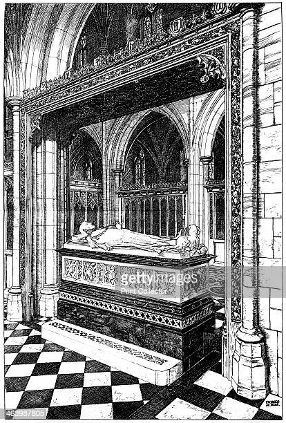 Monument to the late Duke of Westminster Eccleston Church Cheshire 19021903 From Penrose's Pictorial Annual 19021903 An Illustrated Review of the...
