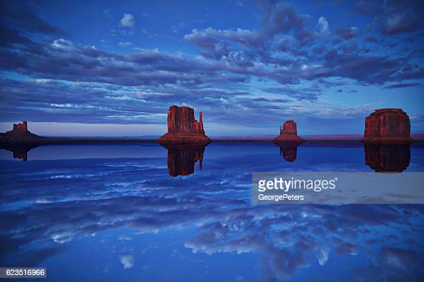 Monument Valley After The Flood