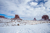 it is a very famous National Park of Utah in the area of Navajos