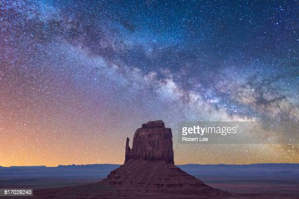 Monument Valley Milky