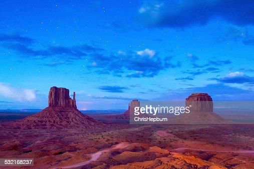 Monument Valley National Park, Utah, USA