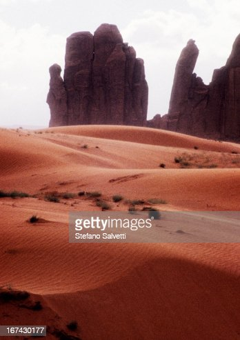 Monument Valley : Foto de stock