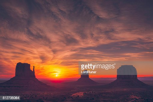 Monument Vallée du lever du soleil