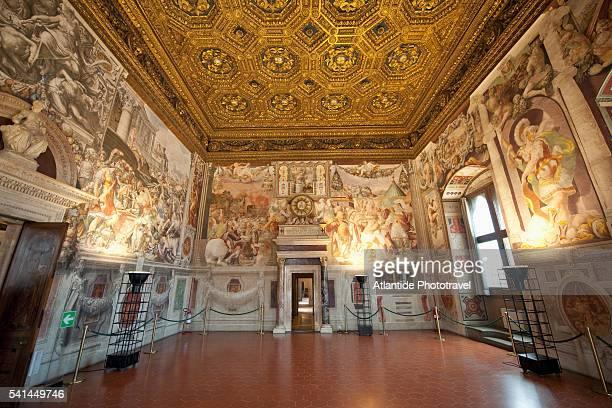 Monumental apartment of Palazzo Vecchio