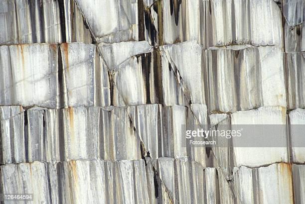 Monumental granite quarry