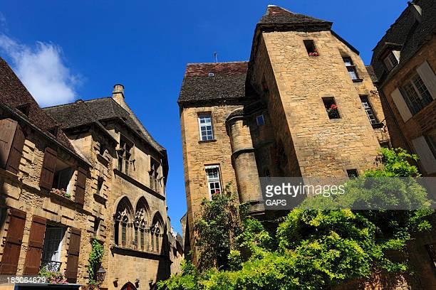 monumental maisons sur Sarlat Place du Marché aux Oies