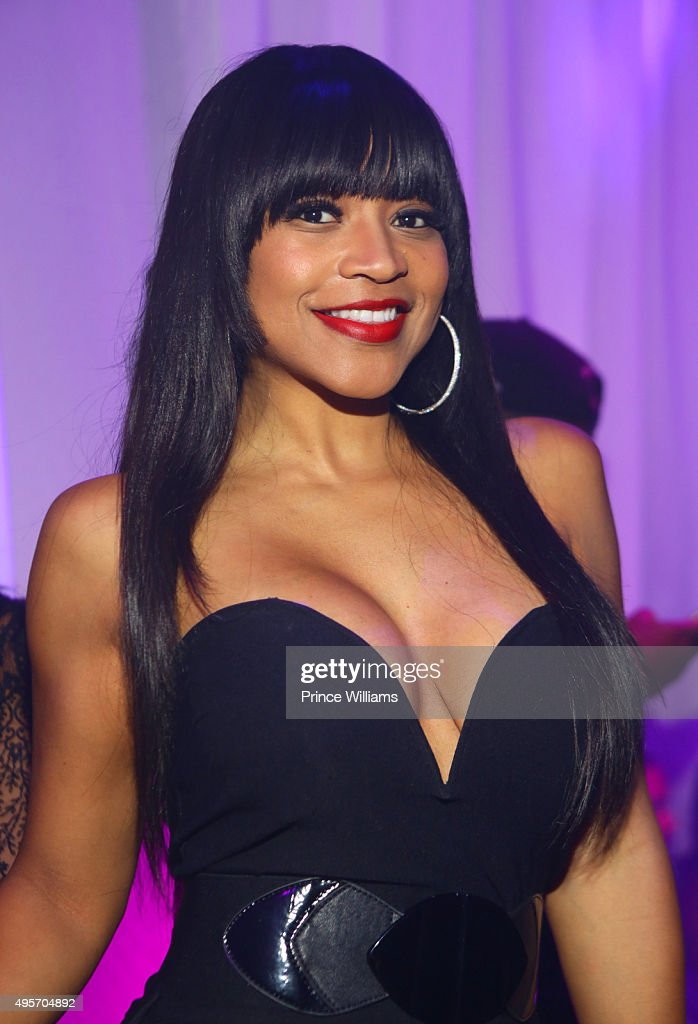 All Black Affair For Mr Rugs U0026 Toya Wright Birthday Celebration: Foto E  Immagini | Getty Images