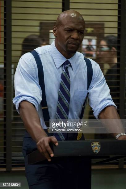 NINE 'Moo Moo' Episode 418 Pictured Terry Crews as Terry Jeffords