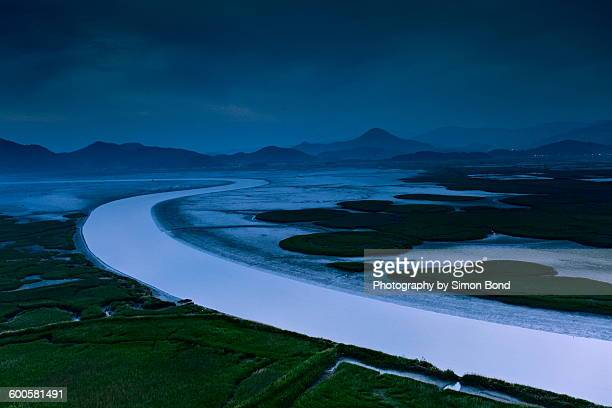 Moody blues - Suncheon bay, South Korea