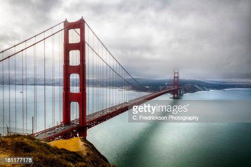 Moody Golden Gate