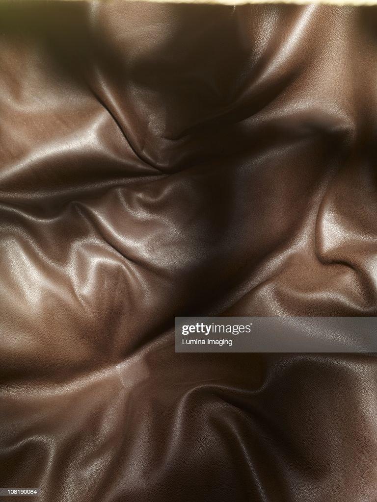 moody leather texture : Stock Photo