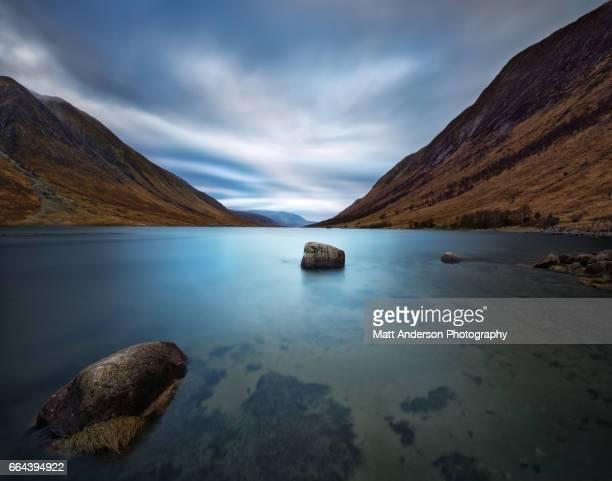 Moody Loch Etive