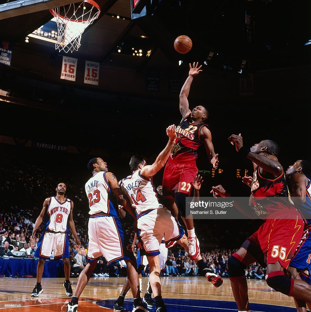 1999 Eastern Conference Semifinals Game 3 Atlanta Hawks vs New