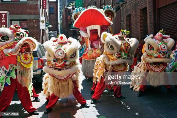 Moomba Festival, Chinese dragon,Melbourne