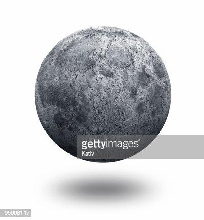 Moon Alone