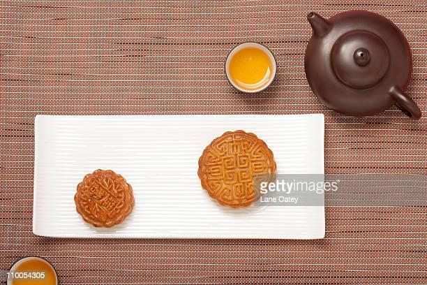 Moon Cakes and Tea