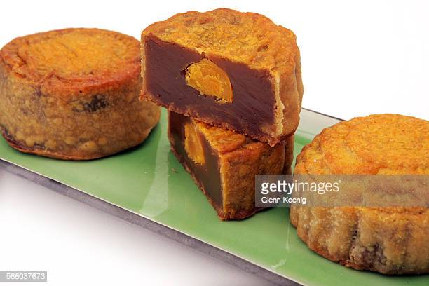 Moon Cakes as photographed at the LA Times photo studio on September 10 2009