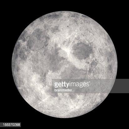 Moon High Resolution