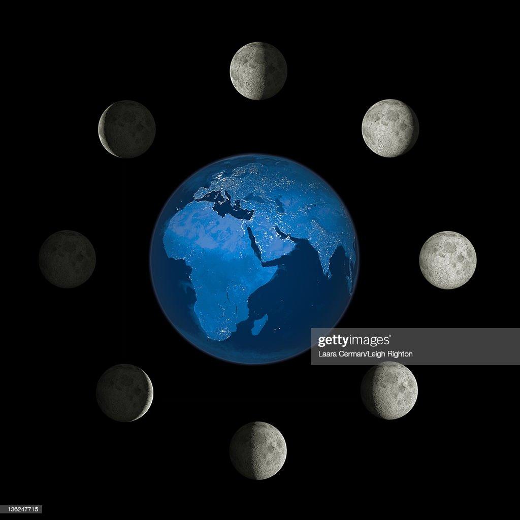 moons around earth - photo #22
