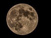 Moon June 16, 2019 - Italy