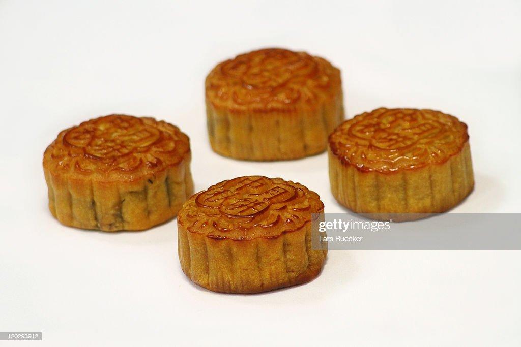 Mooncake : Stock Photo