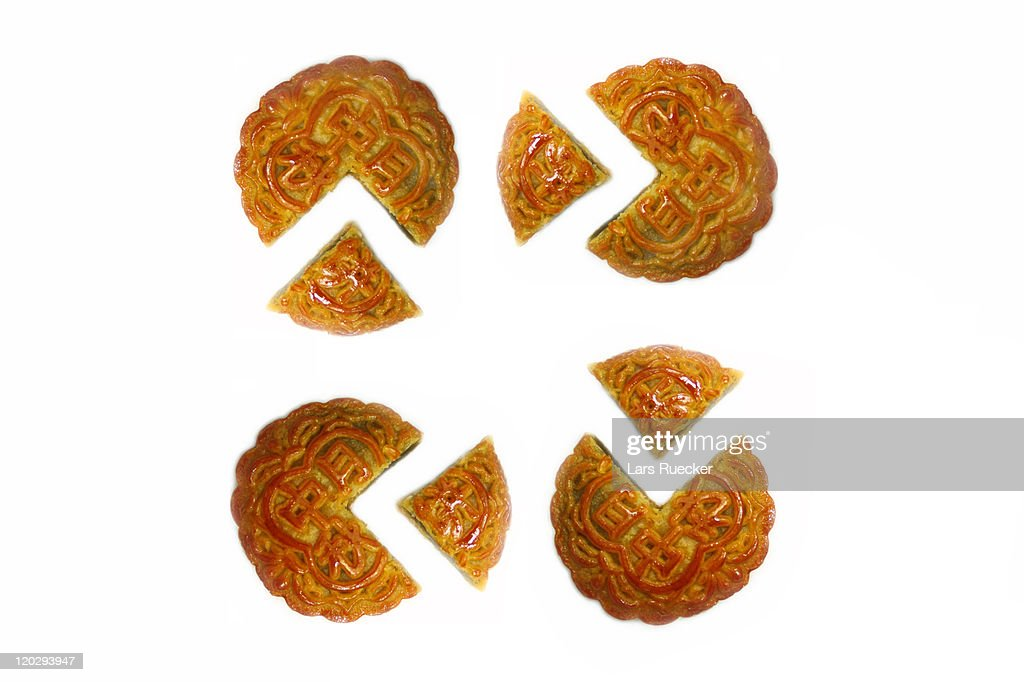 Mooncake : Stock Photo