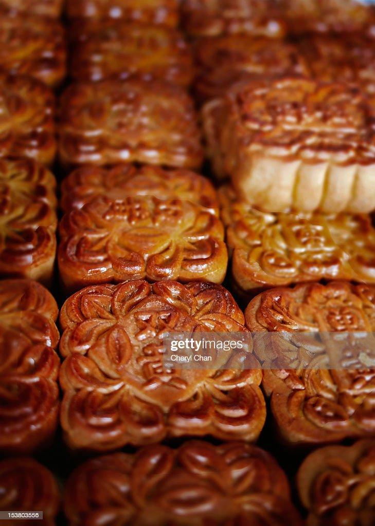 Mooncakes : Stock Photo