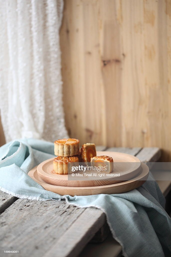 Mooncakes : Stock Photo
