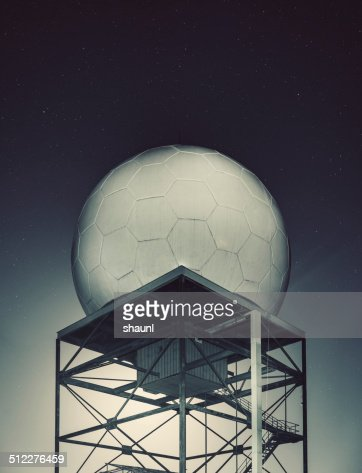 Moonlit Weather Station