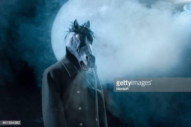 Moon's Horse