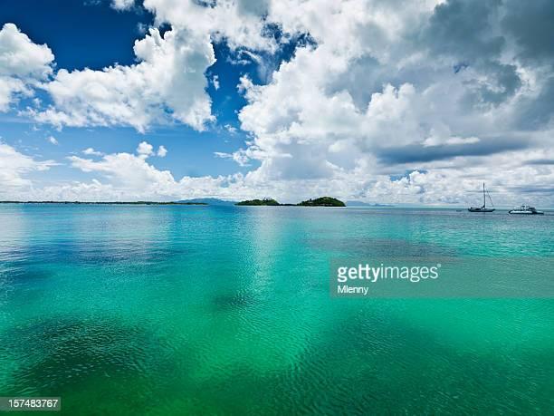 Moorea Island Atoll French Polynesia