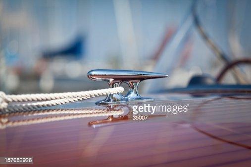 係船ボート