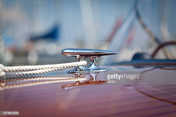 Barco de amarração