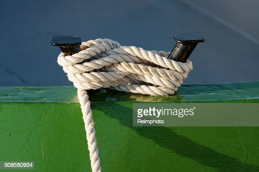 Mooring corde : Photo