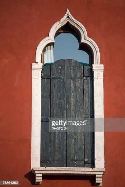 Moorish window, Venice, Italy