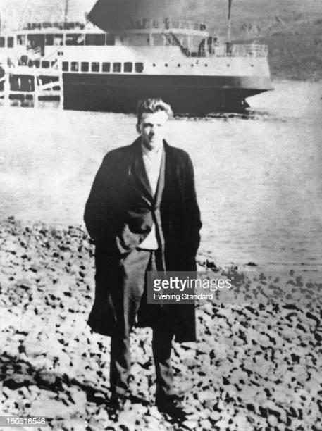 Moors murderer Ian Brady circa 1963
