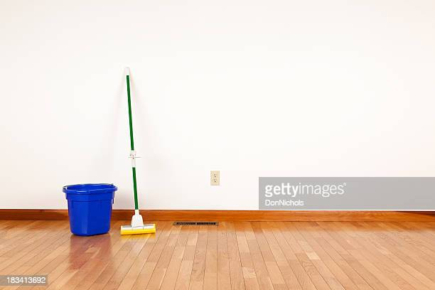 Mop Bucket and a Clean Room