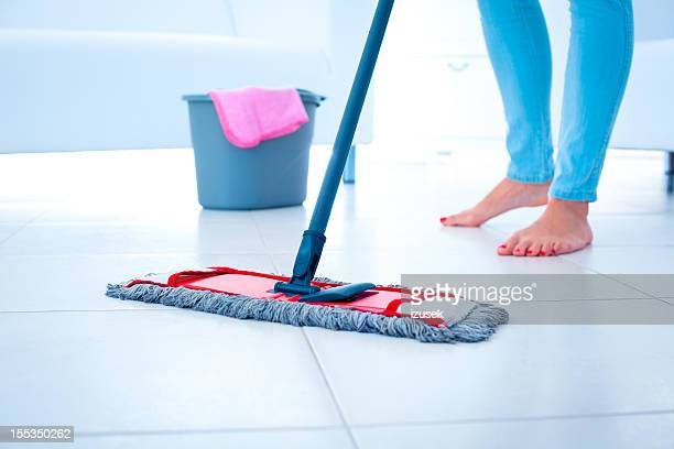 Mopping Etage