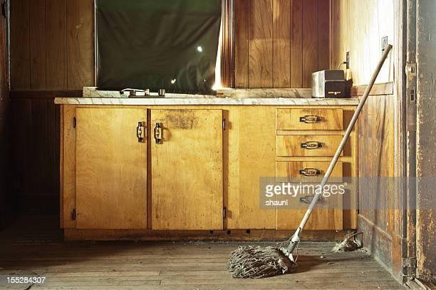 Mopping キッチン