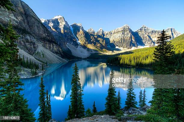 Moraine Lake, Banff National Park, Kanada