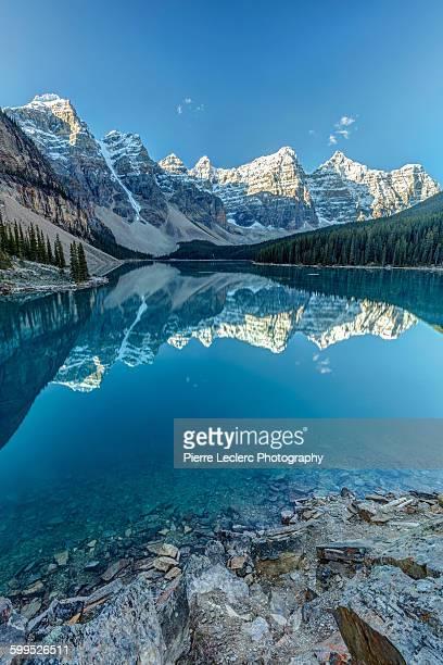 Moraine Lake Blues