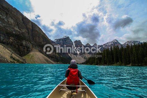 Moraine Lake : Stock Photo