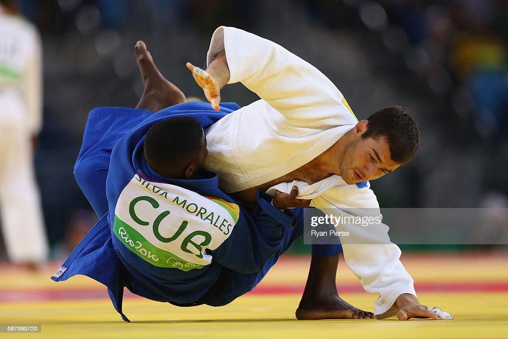 Judo - Olympics: Day 4